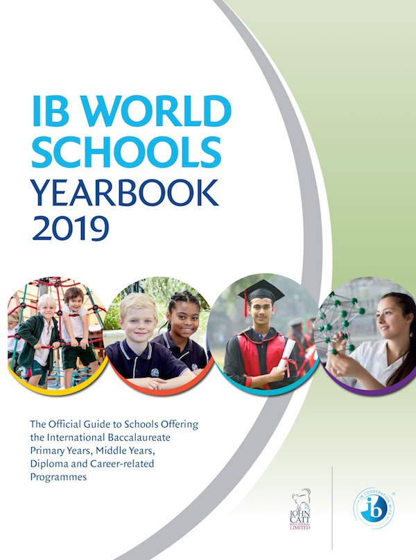 IB Yearbook 2019