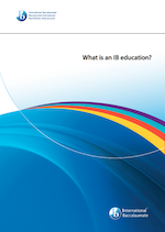 What is an IB education brochure