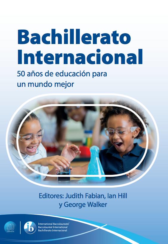 IB 50 book cover