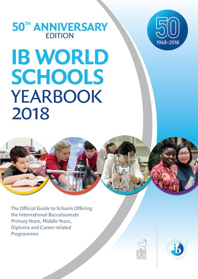 Yearbook 2018 cover